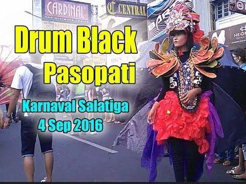 Drumblek Pasopati Karnaval Salatiga 4 sepr 2016