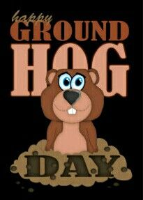20 best groundhog day images on pinterest groundhog day february shop groundhog day with cute cartoon groundhog card created by moonlake m4hsunfo