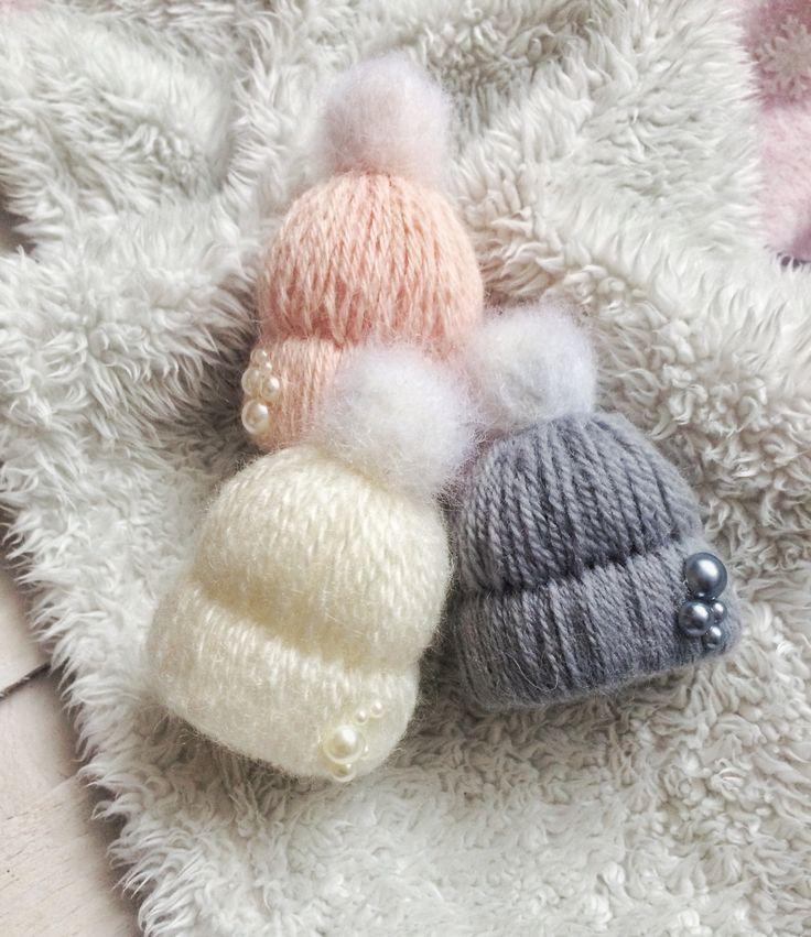 Брошки-шапочки в магазине «P&K» на Ламбада-маркете