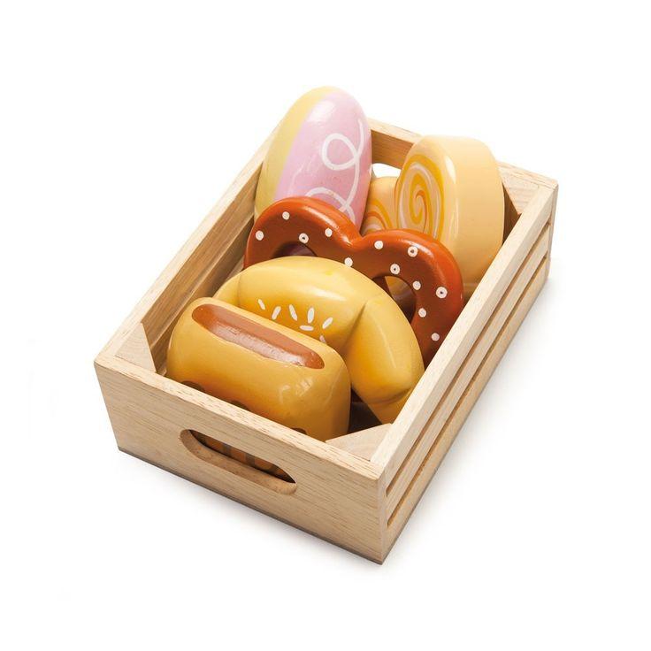 Le Panier de Pâtisseries Le Toy Van Enfant- Large choix de Jouet et Loisir sur Smallable, le Family Concept Store - Plus de 600 marques.