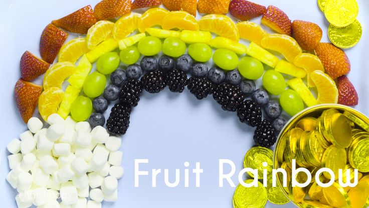 Rainbow Fruit Plate                                                                                                                                                                                 More