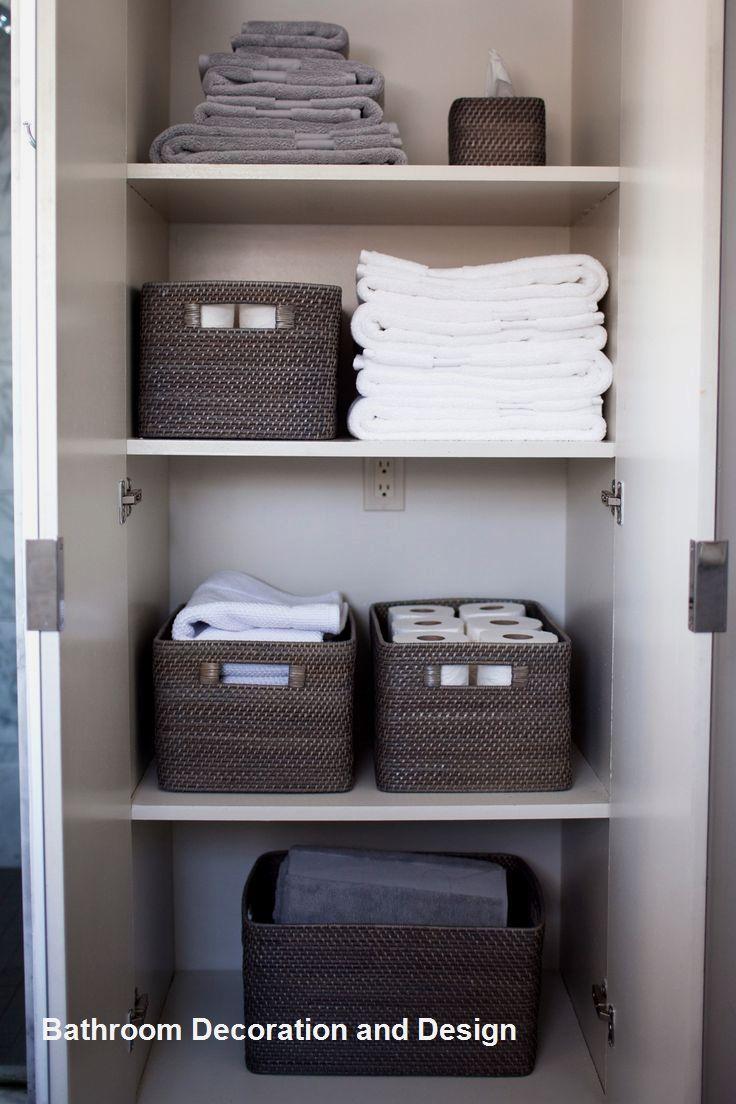 Bestes Badezimmer Design Und Dekoration Badezimmer Badezimmer Bestes Dekoration Des Bathroom Organization Diy Diy Bathroom Storage Bathroom Towel Storage