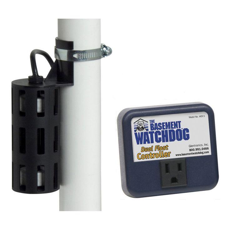 Basement Watchdog ABS Plastic Float Switch