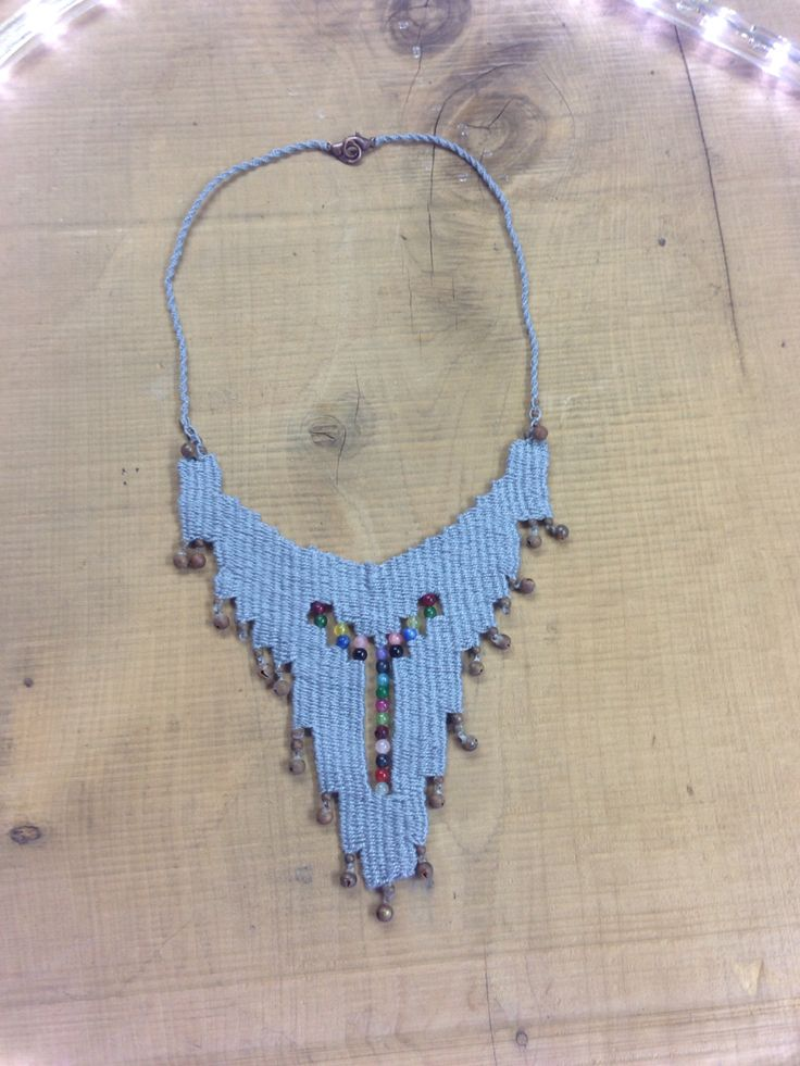Necklace with bells
