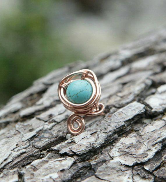 Guarda questo articolo nel mio negozio Etsy https://www.etsy.com/it/listing/235057677/anello-handmade-in-rame-con-pietra