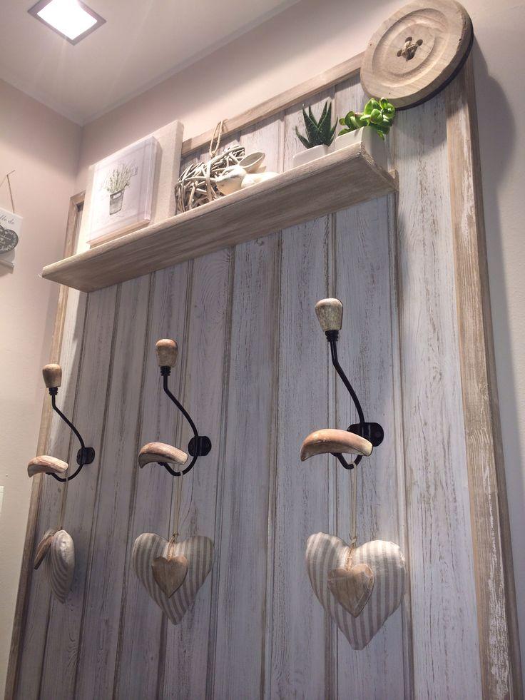 7 best appendiabiti shabby fai da te shabby wall hanger