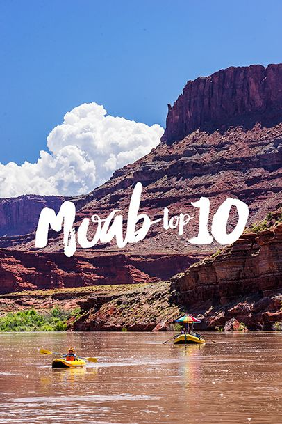 Between Arches and Canyonlands National Parks, not to mention world-class whitewater, it's no wonder Moab gets hailed as one of the best adventure hubs in the West. Here are some of the top ways to experience the best of Moab, Utah.