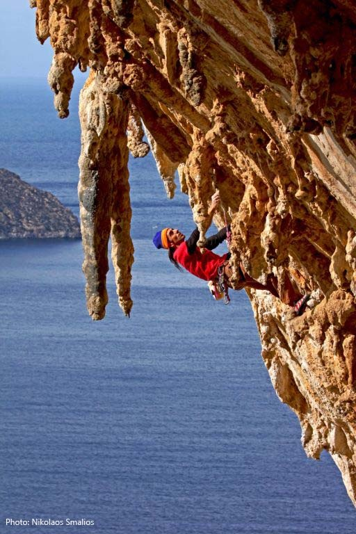 Rock Climbing @ Kalymnos, Greece | ✤ LadyLuxury✤