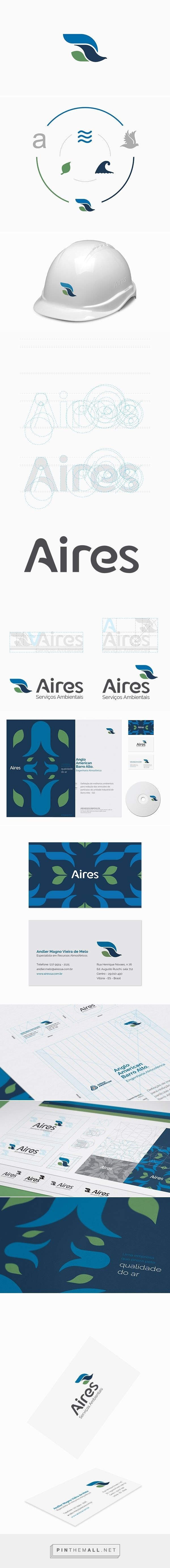 Aires on Behance - created via http://pinthemall.net