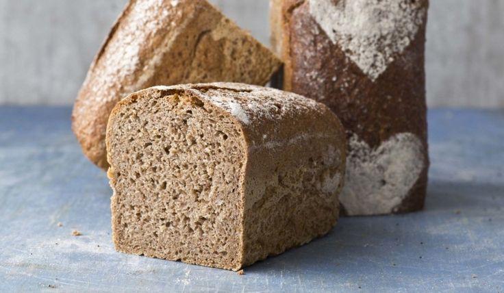 Ekstra grovt surdeigsbrød - oppskrift - Opplysningskontoret for brød og korn