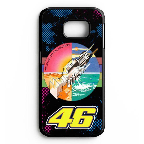 Valentino Rossi Vr46 Logo Monster Samsung Galaxy S6 Edge Plus Case