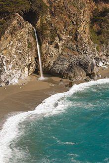 McWay Falls, California - United States