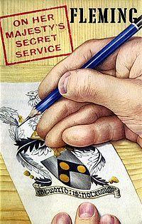 10th Book - On Her Majesty's Secret Service
