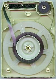 Stereo 8, commonly known as the eight-track cartridge, eight-track tape, or simply eight-track, is a magnetic tape sound recording technology. It was popular in the United States from the mid-1960s through the early 1980s.