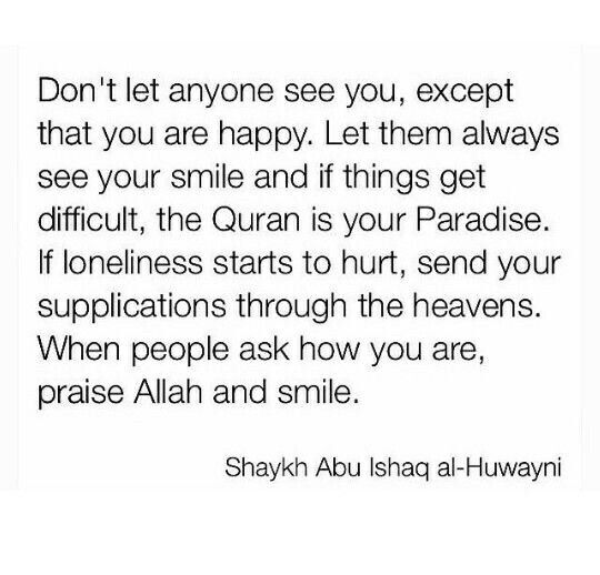 *Subhanallah.. what a beautiful quote ❤