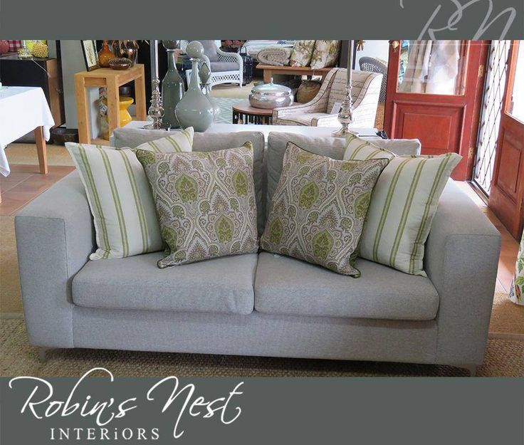 Fall in love with our beautiful scatter cushions and assorted range of #furniture. To add colour, dimension and character to a room in your house this winter, call #RobinsNest on 044 874 5336. #decor
