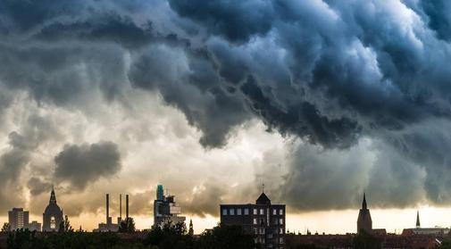 Bildergalerie – Unwetter in Hannover - die Fotos der NP-Leser / Meine Stadt / Hannover - NP - Neue Presse