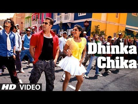 """Song: Dhinka Chika. """"Ready"""" is an Indian action comedy film. The music is given by Pritam. The film was released on 3 June 2011."""