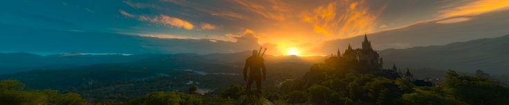 Finished Witcher 3 recently - One of the most beautiful games I've ever played