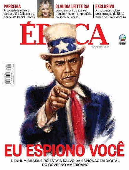 Edição 790 de ÉPOCA - Eu espiono você