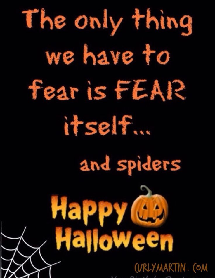 happy halloween sayings facebook