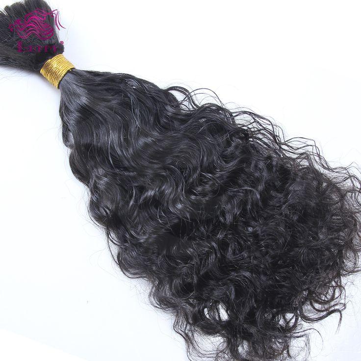 7a Best Quality Virgin Human Bulk Hair Extensions