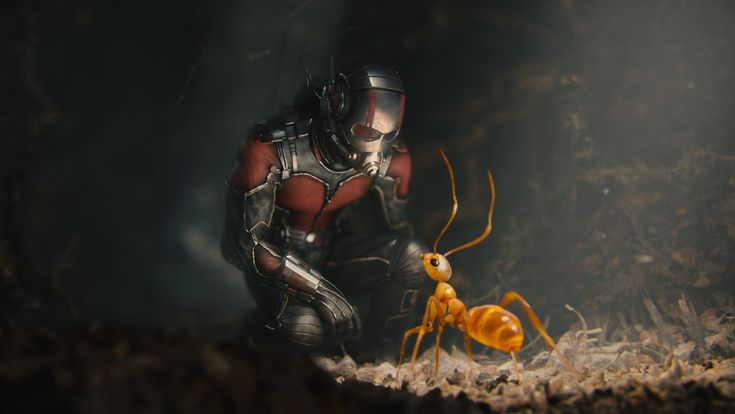 There is Some Real Science Behind the New Ant-Man Film