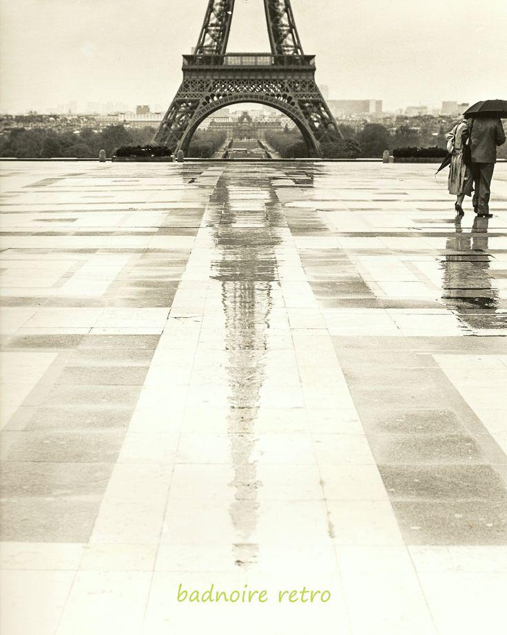 Paris in the rain, 1984