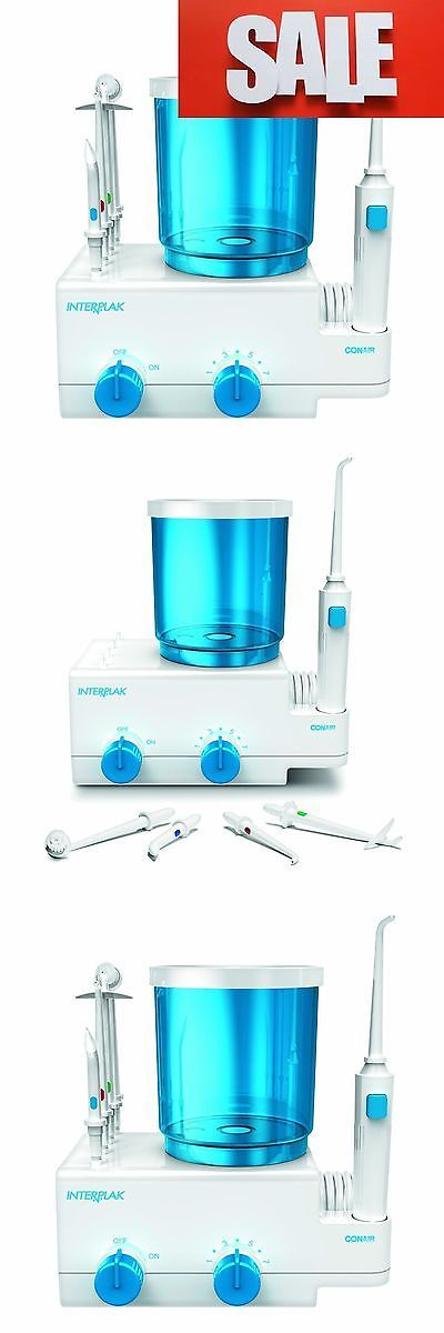 Dental Floss and Flossers: Dental Water Jet Flosser Electric Toothbrush Oral Care Pick Irrigator Free 2 Day BUY IT NOW ONLY: $34.88