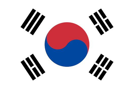 """The taegeuk symbol is most prominently displayed on South Korea's national flag, called the taegeukgi (along with four of the eight trigrams used in divination). Because of the taegeuk's association with the national flag, it is often used as a patriotic symbol, as are the colors red, blue, and black. The """"geon"""" trigram (☰) represents the heaven, spring, east, and justice. The """"gon"""" trigram (☷) symbolizes the earth, summer, west, and vitality, the """"gam"""" trigram (☵) the moon, winter, north…"""