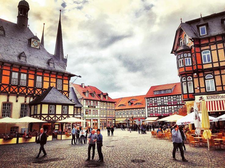 #marketplace #wernigerode #saxonyanhalt #germany #europe #2016 #travel #discover #explore #trip #historic #truss #tourism #tourist #lovely #marktplatz #harz #sachsenanhalt #reisen #entdecken #fachwerk #tourismus #städtetrip #historisch #sehenswert