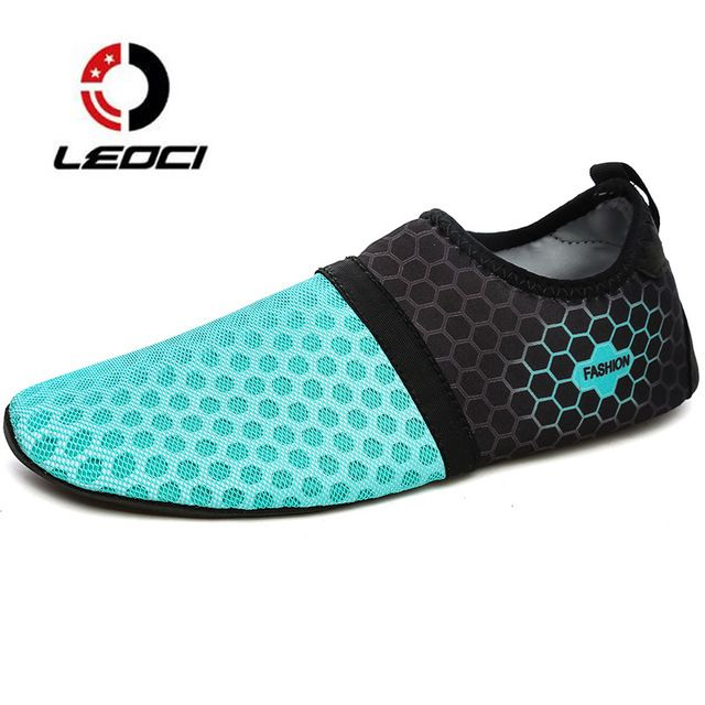 Best Sellers $15.90, Buy Summer NEW Swimming Light Aqua Shoes Water Shoes Barefoot Aerobic Vacance Multi Socks QuickDrying Slip On Skin Soft Shoes
