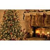 #photography background effect for Christmas customized shoot
