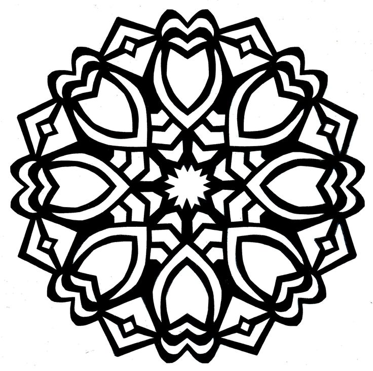 simple mandala coloring pages google search circles mandala coloring pages art deco. Black Bedroom Furniture Sets. Home Design Ideas