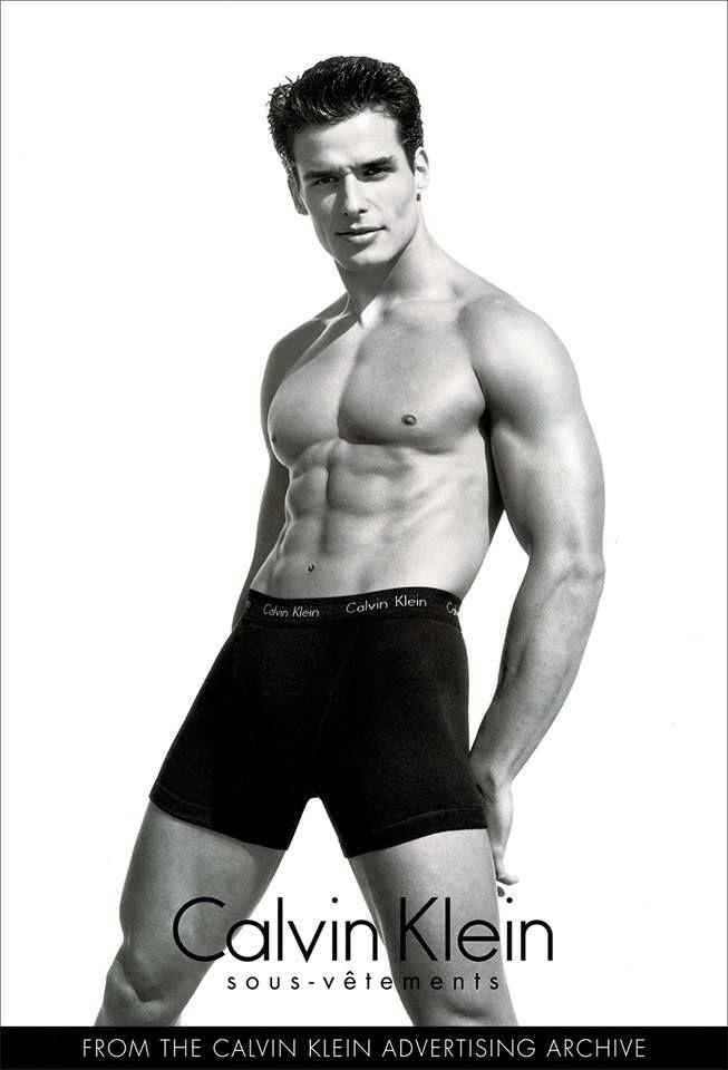 Can Antonio sabato jr underwear share your