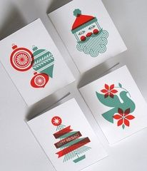 Inspiration for designing this year's Holiday Cards