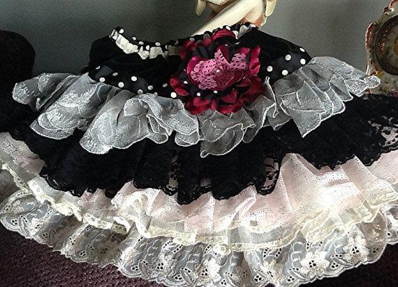 Muestra venta negro color de rosa caliente y por Babybonbons