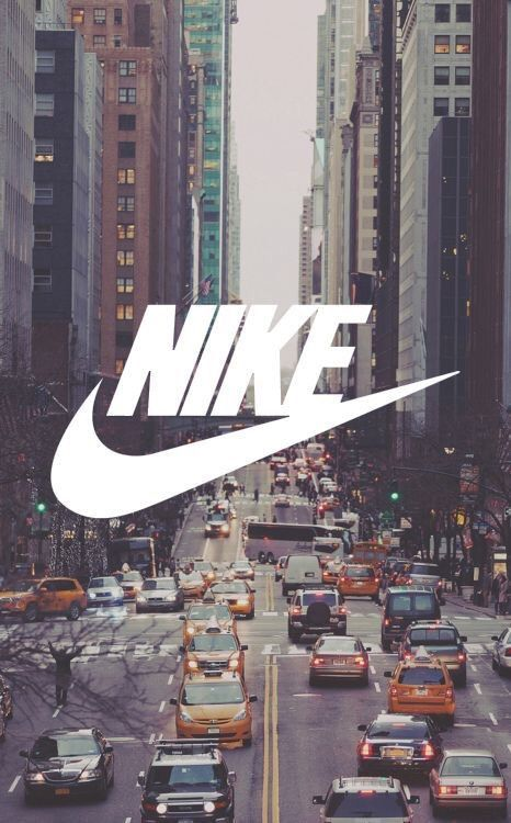 ville, Nike, taxi, tapisserie