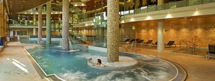 Sport Hotels Andorra. Most amazing Spa!