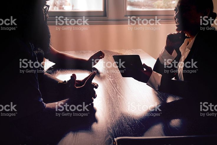 Smart Phone Technology in Small Business Meeting royalty-free stock photo
