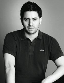Brian Reyes  Colombian fashion designer  www.brianreyes.com