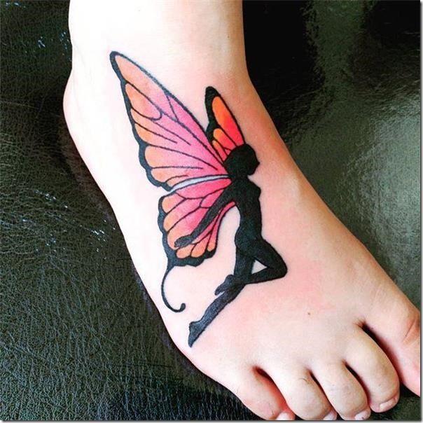Lovely And Galvanizing Fairy Tattoos Fairy Tattoo Tattoos Ink Tattoo