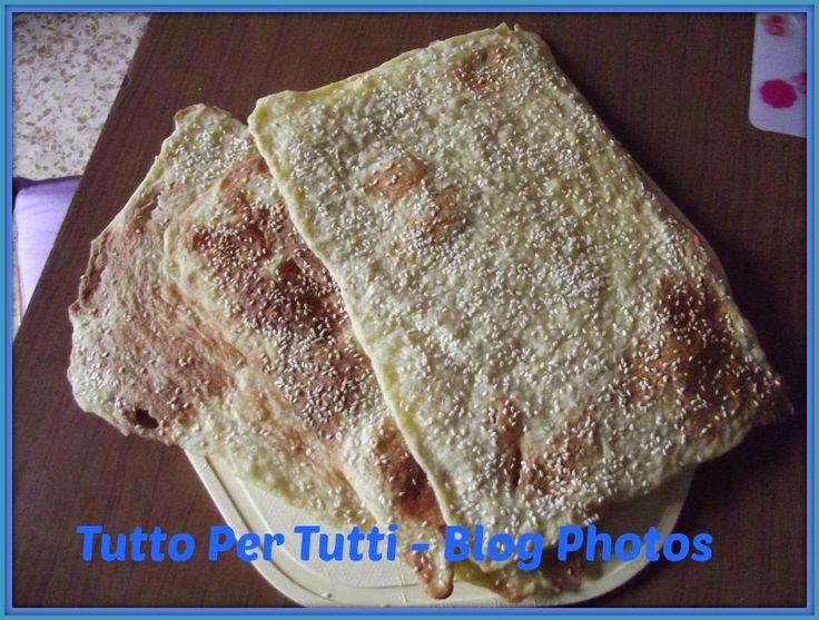 Tutto per tutti cucina pane co pane armeno ricetta for Tutto cucina ricette