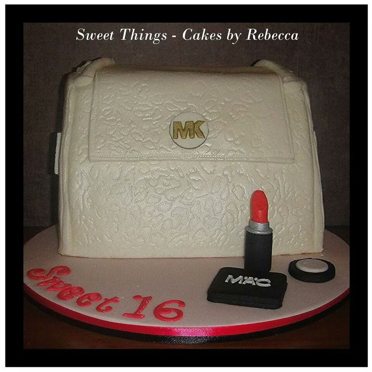 Handbag Design Birthday Cake : 17 Best images about Birthday Cakes on Pinterest Cricket ...