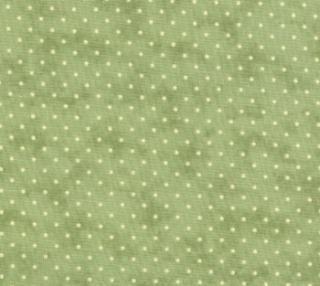 Essential Dots - Sage (8654 15) // Juberry Fabrics