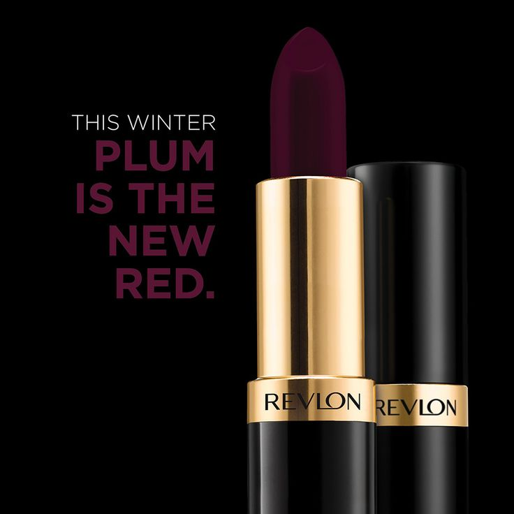 Are you embracing darker colours this winter?
