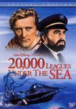 20,000 Leagues Under the Sea [2 Discs] [DVD] [English] [1954]