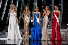 This year the Miss Universe pageant did an excellent job of asking political questions that relate to an issue in each contestant's home country. This year's top 5, including Philippines, France, Australia, Colombia, and USA, all gave coherent answers, and for the most part stayed within their allotted time frame.