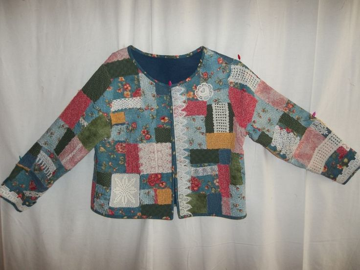 138 best SWEATSHIRT JACKETS!!!!!!!!! images on Pinterest ... : quilted sweatshirt jacket instructions - Adamdwight.com
