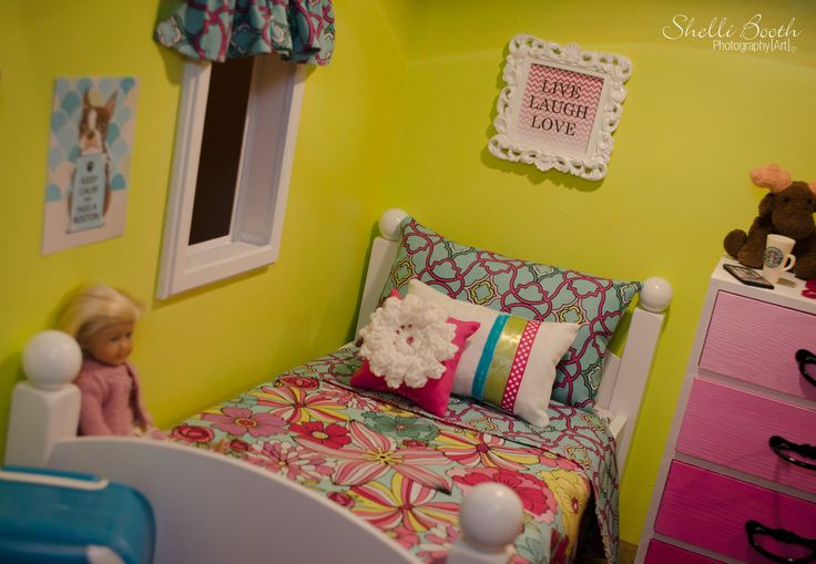 128 best images about diy bedroom ideas and inspiration for American girl doll bedroom ideas